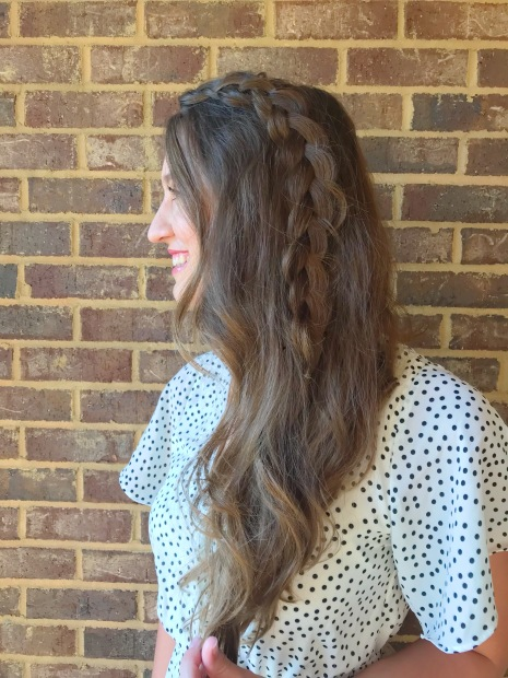 3 Braided Hairstyles For The Summer The Brown Eyed Girl Blog